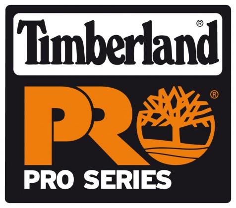 logo timberland pro series