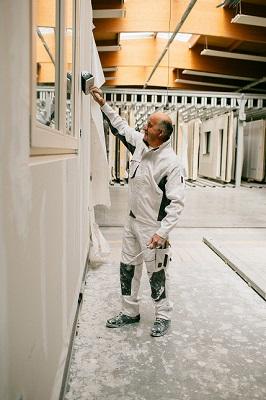 Vêtements pros adaptés aux peintres