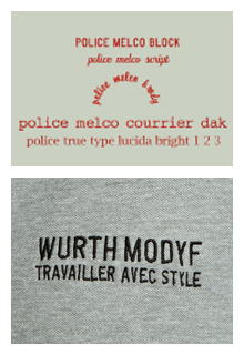 exemple de personnalisation de vêtements de travail par broderie
