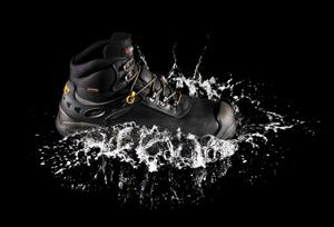 Chaussures de Securite avec une membrane en Sympatex