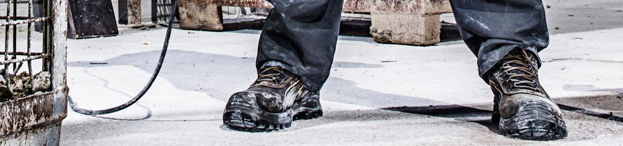 technologie Sympatex chaussures de sécurité