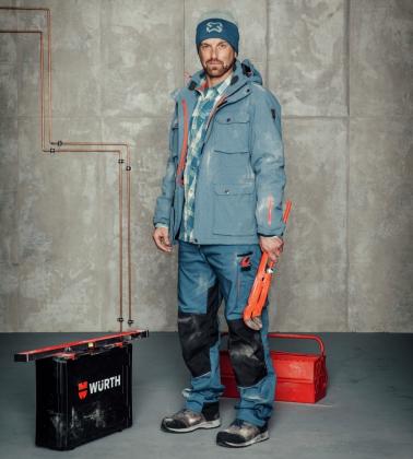 Vêtements de travail pluie / hiver