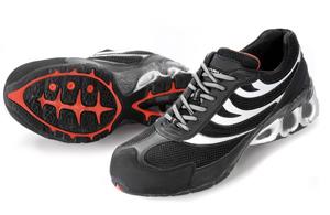 Chaussures de sécurité sportives : baskets de sécurité Jumper souples et légères