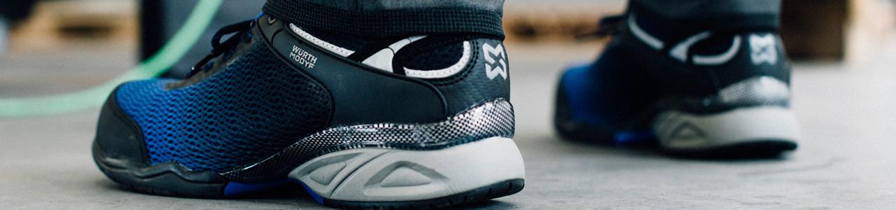 chaussures de sécurité au look sport