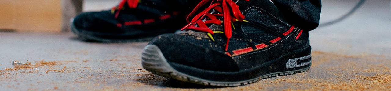 chaussure securite antiderapante