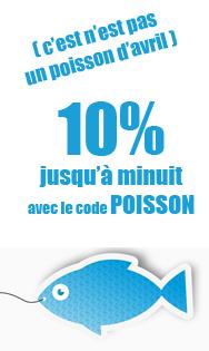10% sur le sile Modyf.fr