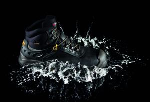 chaussures de sécurité Sympatex 100% imperméables