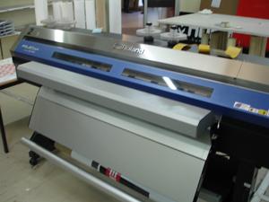 Imprimante utilisée lors de la personnalisation par Transfert Numérique