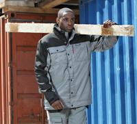 Vêtements professionnels pour l'hiver