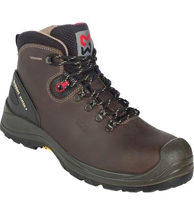 Chaussures de sécurité en cuir imperméable