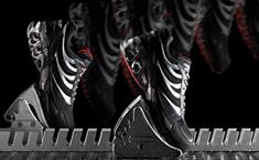 Chaussures type baskets de sécurité
