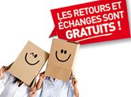 MODYF.fr retour et échange gratuits
