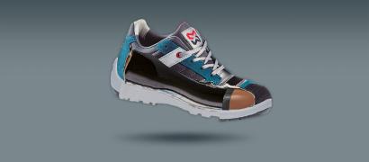 Chaussure avec coque de securite