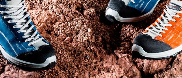 Chaussures de sécurité cuir Nubuck