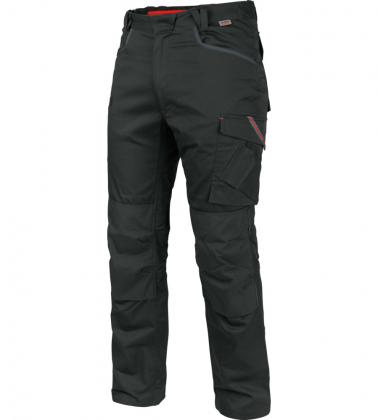 Pantalon de travail robuste en stretch