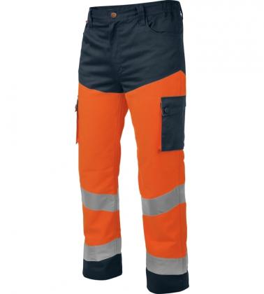 Pantalon de signalisation pour dépanneur automobile
