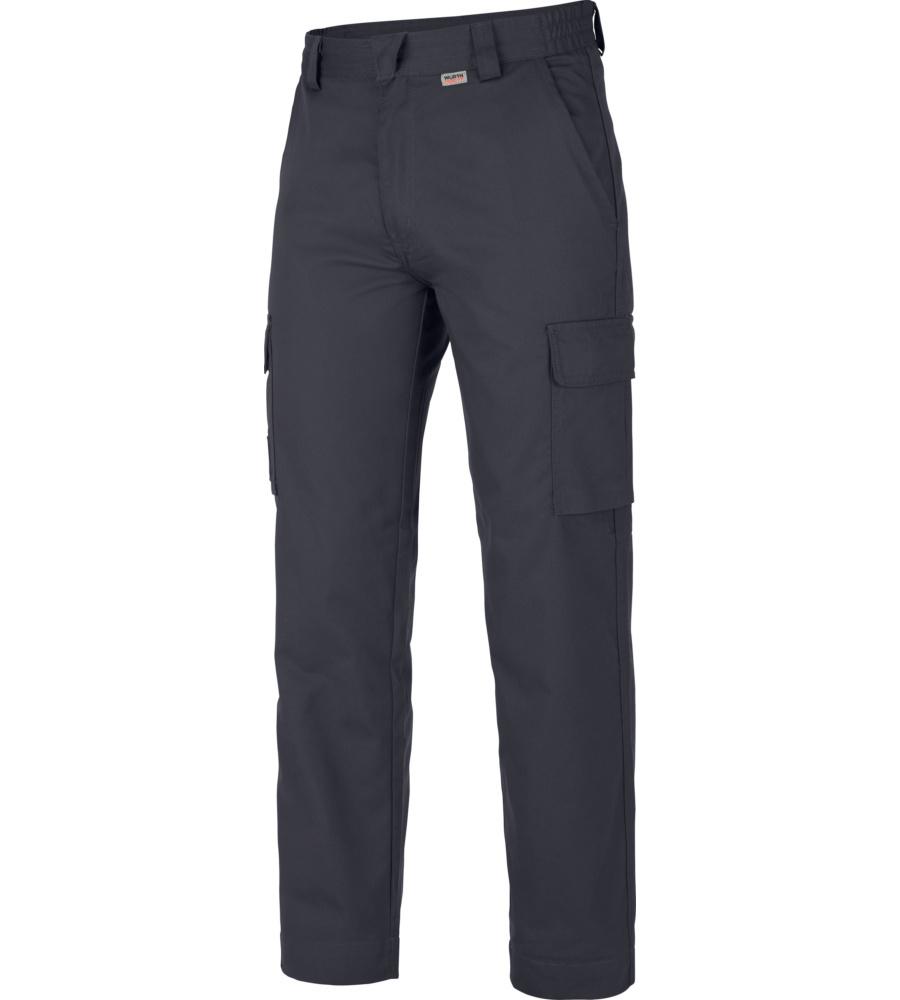 Pantalon professionnel en coton pour électricien