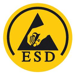 ESD anti électricité statique