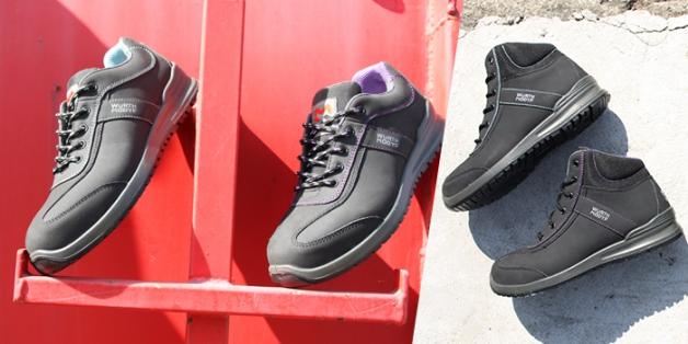 Donnez votre avis sur les nouvelles chaussures de sécurité pour femmes Würth MODYF