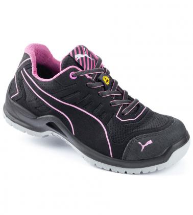 competitive price 5e268 9387f Baskets de sécurité Puma pour femmes