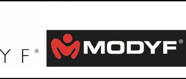 évolution des logos de modyf