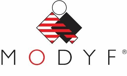 premier logo de la marque Modyf