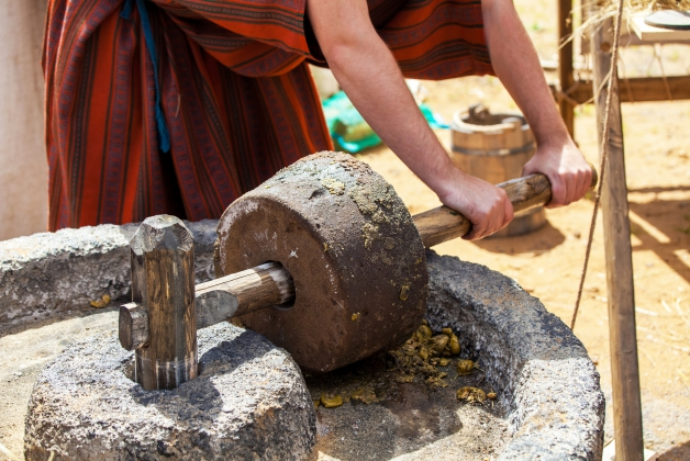 outil de pierre datant datant d'un bélier homme Yahoo