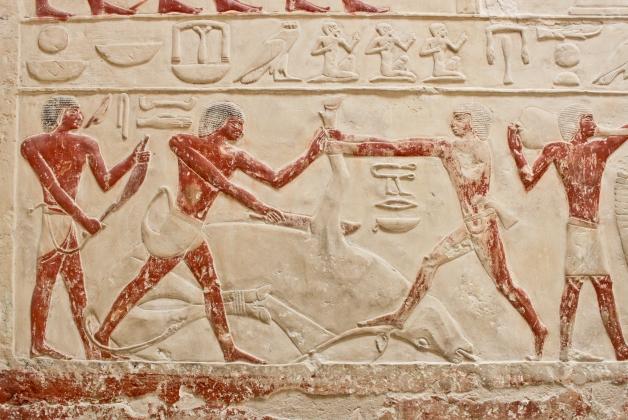 Civilisation égyptienne et l'évolution des outils