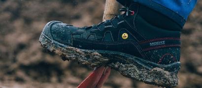 Bien nettoyer ses chaussures de travail : méthode et explications