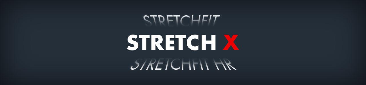 Les gammes Stretchfit et Stretchfit HR deviennent la gamme StretchX