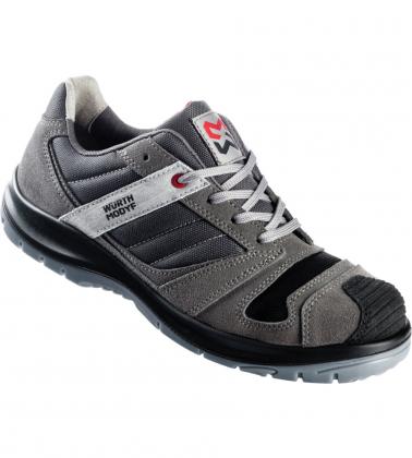 Chaussures de sécurité avec renforts en Cordura