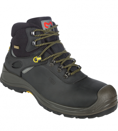 Chaussures de travail montantes renforcées