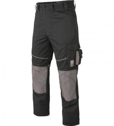 Pantalon de travail résistant composé dans un tissu solide renforcé