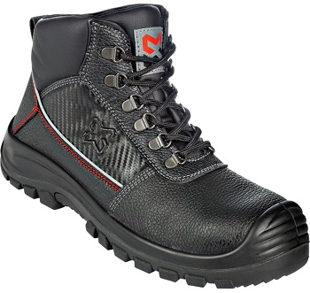 Chaussures securite montantes