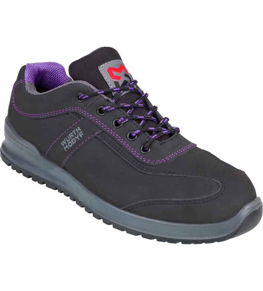 Chaussure de sécurité basse pour les femmes