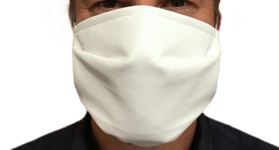 Masque barrière réutilisable