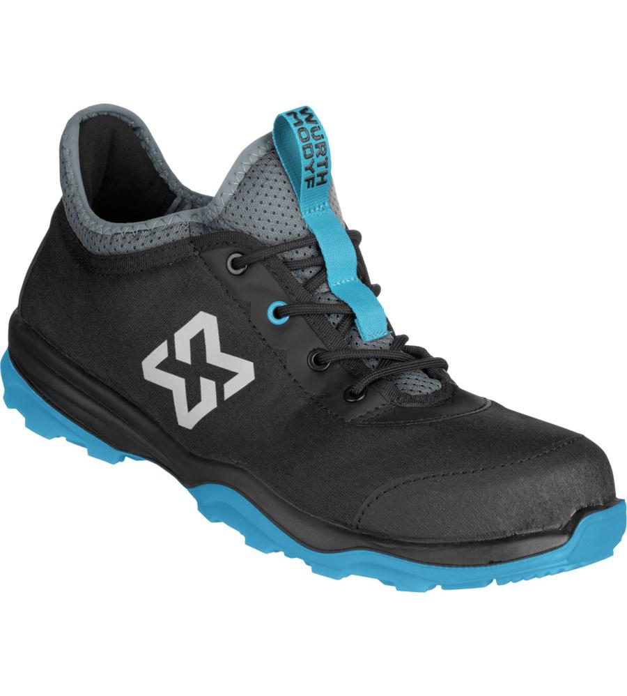 Chaussures de sécurité Eco Fresh bleues
