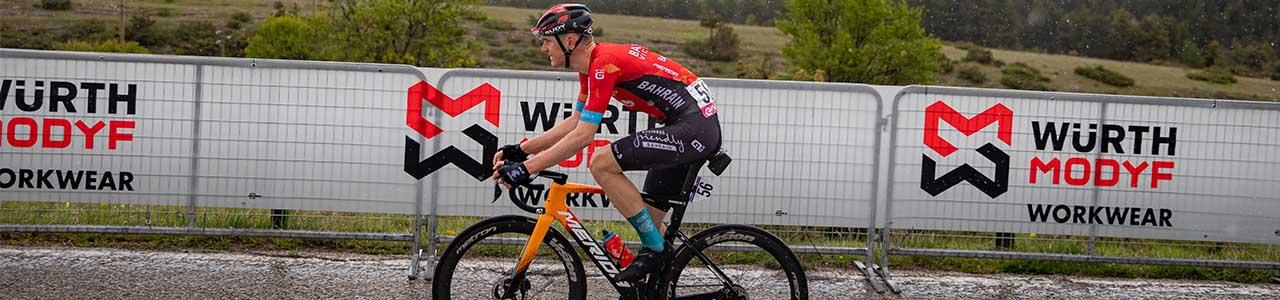 Cycliste Giro d'Italia
