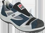 Chaussures de sécurité sans lacets Stretch X
