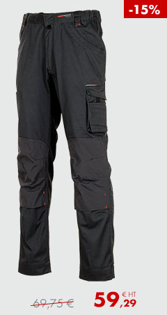 pantalon thermic stretchfit hr