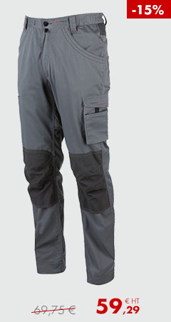 pantalon thermic stretchfit