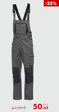 salopette stretchfit