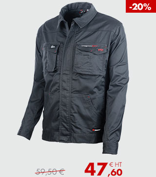 Veste stretchfit hr