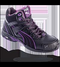 Chaussure de sécurité pour femmes Puma Stepper