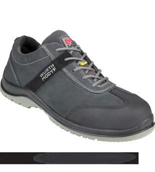 Chaussures de sécurité légères 530g