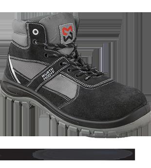 Chaussures de sécurité montantes Lyra S1P SRC Würth MODYF anthracites