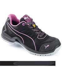 Chaussures de sécurité basse femme Puma Technics S1P SRC ESD