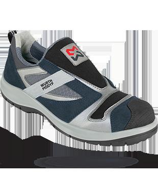Chaussure de sécurité sans lacets Stretch X