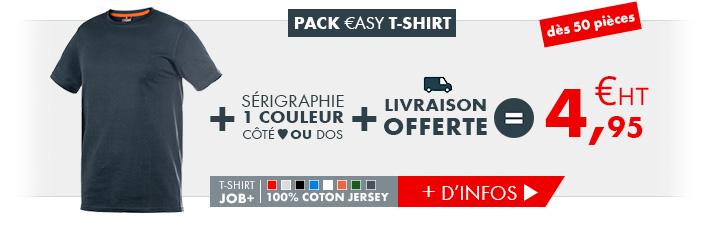 offre personnalisation t-shirt