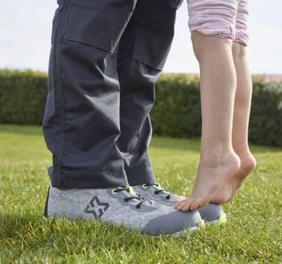 Chaussures de sécurité éco-responsables
